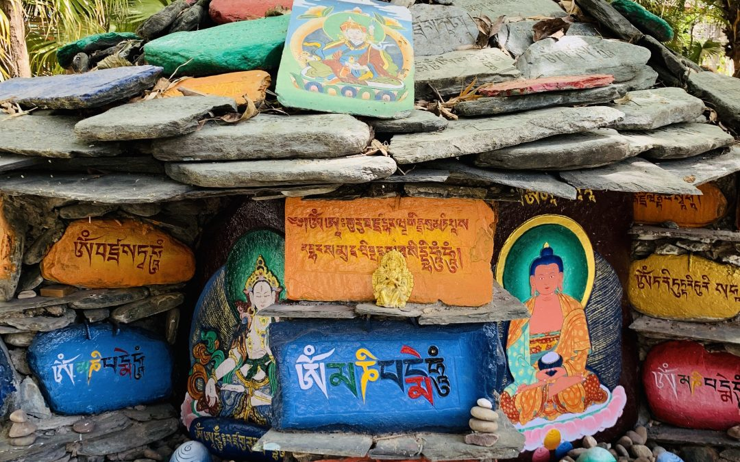 La sagesse cachée du mantra « Om Mani Padme Hum »